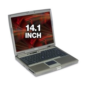 Dell Latitude D610 Notebook Computer (Offlease)