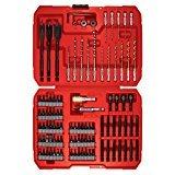 Craftsman 100 Pc Speedlock Quick Change Drill Drive Bit Set 9-47625
