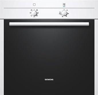 Siemens HB20AB221 Einbaubackofen / A / weiß / eco Plus / 3D-Heißluft plus