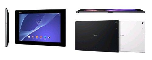 Sony Xperia Z2 Tablet SGP521 (SIMフリーLTE, 16GB, Black)並行輸入