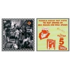 (2 Cds) Rudie'S Night Out / International Beat - Explosive Hits [[[On My Radio / Are You Ready / Orange Street / James Bond / Too Nice Too Talk / Live Injection / Too Much Pressure / Hard World / Big 5 / Jackpot / Can Can / Train To Skaville / I Fought Th