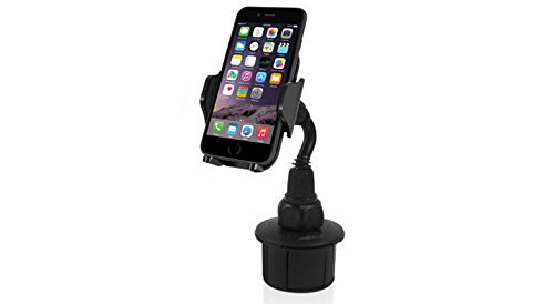 Macally mCup Adjustable Cup Holder Mount for iPhone iPod GPS Cell Phone PDA