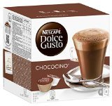 2 X Nescafé Dolce Gusto Chococino 16 Capsules, 8 servings (Pack of 3, Total 48 Capsules, 24 servings)