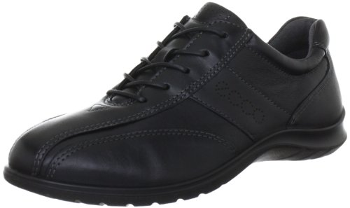 ecco SKY 211503/01001 Womens Lace-Up Shoe, Black 6.5 UK