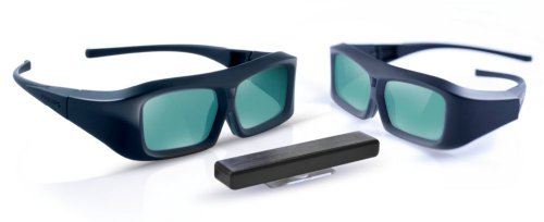 Philips PTA02/00 3D TV Accessory Pack - IR Blaster and 2x Glasses