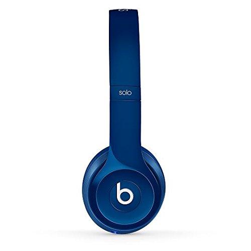 beats by dr.dre Solo2 BLUEの写真03。おしゃれなヘッドホンをおすすめ-HEADMAN(ヘッドマン)-