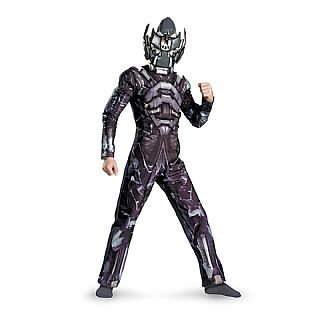 Transformers 3 Dark of the Moon Movie - Ironhide Muscle Child Costume
