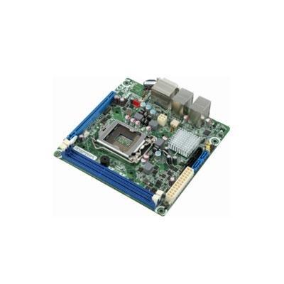 Server Board S1200kp Mini-Itx 2 Ddr3 Ecc Pci Sata Sff Mm#917307