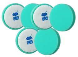 6 Pack Cyclo Premium Green Foam Pads