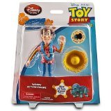 Toy Story Hawaiian Vacation Woody Action Figure -- 6'' H -- With Build Trixie Part