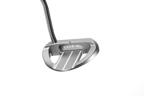 Rife Island Series Barbados Belly Putter (Right Hand, 43-Inch)