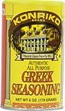 Konriko Authentic Greek Seasoning -- 6 oz