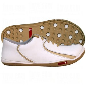 Truelinkswear isis spikeless white/prosecco 8h m