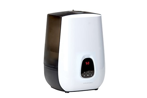 Hot steam and cold vapour Notus Lanaform humidifier (Vapour Steam compare prices)