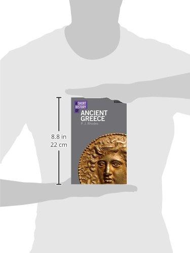 A Short History of Ancient Greece (I.B. Tauris Short Histories)