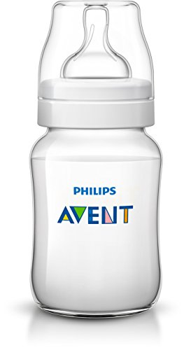 Philips AVENT Classic Plus BPA Free Polypropylene Bottle, 9 Ounce