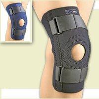Sports Neoprene Stabilizing Knee Support in Black Size 2xlB00011CQB4