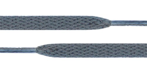 flat-shoelaces-5-16-wide-solid-colors-several-lengths-for-sneakers-and-shoes-dark-gray-45