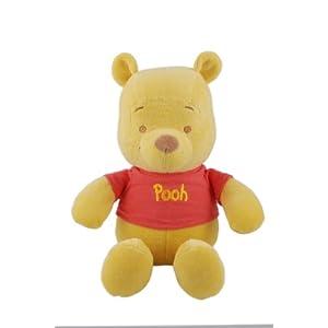 Disney Pooh Certified Organic Plush