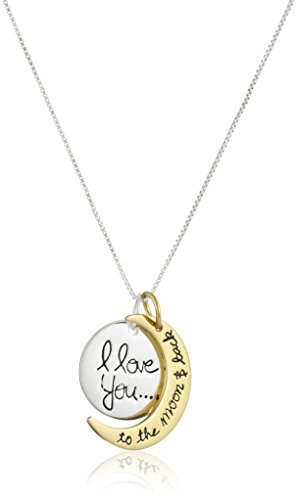two-tone-sterling-silver-and-yellow-gold-flashed-i-love-you-to-the-moon-and-back-pendant-necklace-18