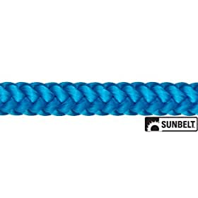 "SUNBELT- Rope, Climbing, Samson, True-Blue, 1/2"" x 150'. Part No: B1TB50150PB"