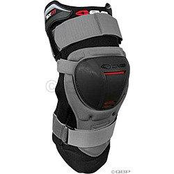 EVS SX01 Knee Brace , Size: Lg, Distinct Name: Black, Primary Color: Black, Gender: Mens/Unisex SX01L