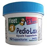 Fleet Suppositories - Child
