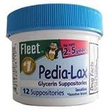 Fleet Suppositories - Child