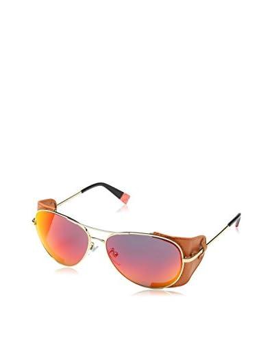 Furla Gafas de Sol Flore Plateado