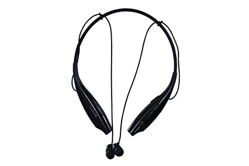 Slanzer SZE-BT261BK Bluetooth Neckband Headset