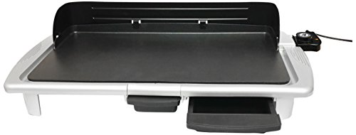 Elite Gourmet EGR-2013SG Maxi-Matic Electric Indoor Griddle, 20
