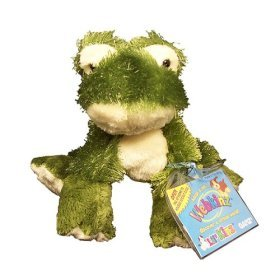 Webkinz Lil' Frog with Trading Cards
