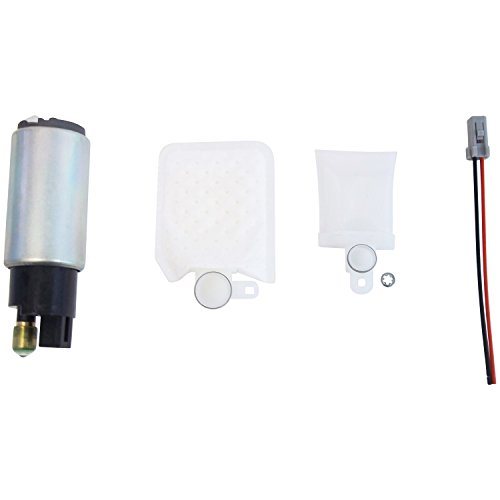 Electric Fuel Pump & Strainer Kit for: Ford Escape 05 - 07 2.3L & 3.0L, F250 F350 F450 F550 Super Duty 05 - 07 5.4L & 6.8L, Focus 02 - 04 2.0L, Freestar 04 - 05 3.9L & 4.2L, Tribute 05 - 06 2.3L & 3.0L, Mariner 05 - 07 2.3L & 3.0L, Monterey 04 - 05 4.2L (Fuel Pump Ford Focus 2003 compare prices)