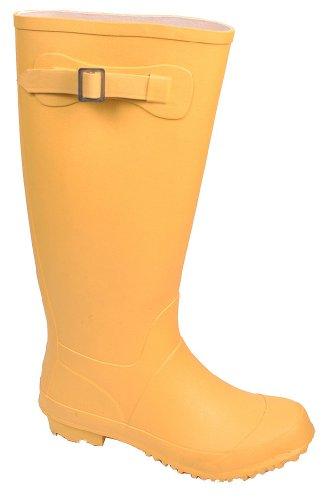 Nomad Women'S Hurricane Rain Boot,Yellow,7 M Us front-867939