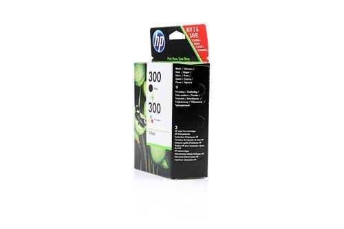 HP PhotoSmart C 4680 - Original HP CN637EE / 300 - Cartouche d'encre Multi Pack (BK,C,M,Y) -