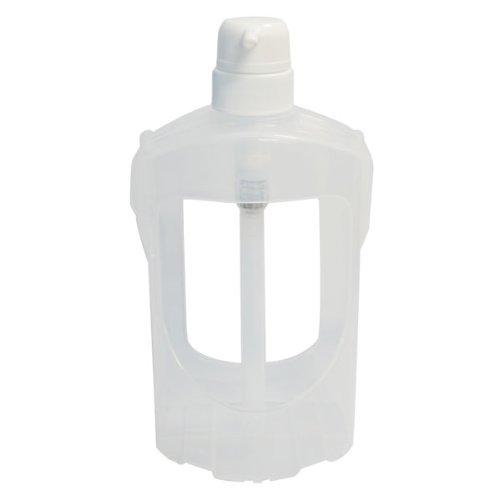 クリップキャップ2 (シャンプー等の詰め替え袋用 容器)