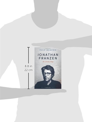 Jonathan Franzen: The Comedy of Rage