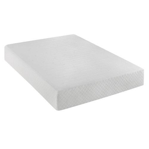 Serta 10-Inch Gel-Memory, King Foam Mattress With 20-Year Warranty front-1000629