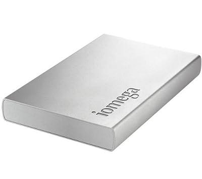 Iomega Helium 1TB Portable USB 2.0 Hard Drive by Iomega