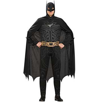 H/S Batman Adult Super Hero Costume