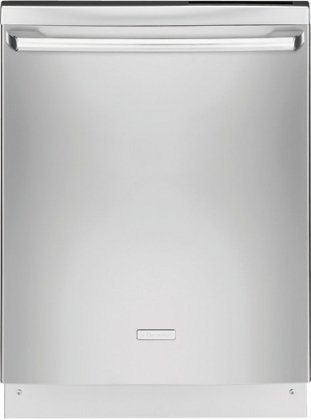 """Electrolux Ewdw6505G 24"""" Built-In Dishwasher With Wave-Touch® Controls And Luxur, Stainless Steel"""