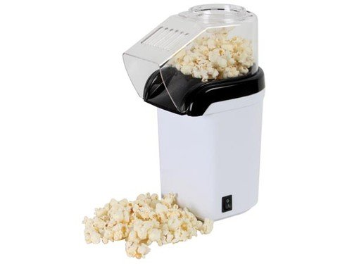MACHINE A POP CORN POPCORN MAÏS A AIR CHAUD AVEC DOSEUR 1200W