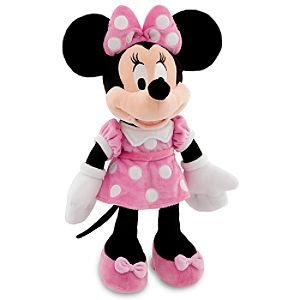 Disney Mickey Mouse Clubhouse Minnie Mouse Plush Toy -- 17\