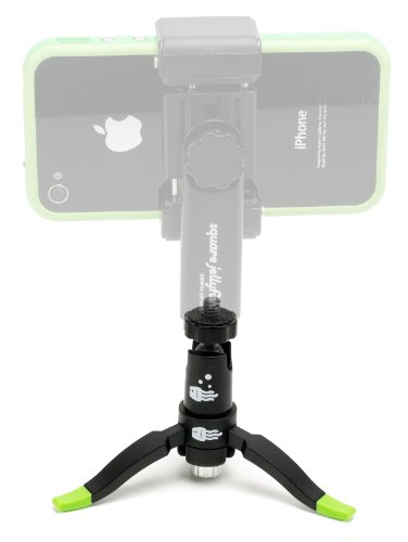 Square Jellyfish Jelly Legs Micro Tripod with Micro Ball Head (Tripod and Micro Ball Head Only)