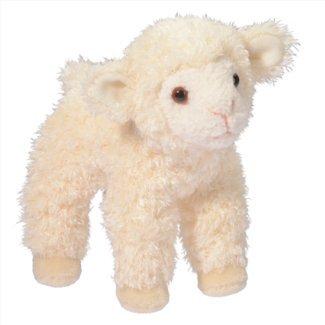 Stuffed Animal Lambs front-1049917