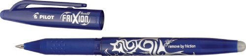 pilot-frixion-erasable-rollerball-07-mm-tip-blue-box-of-12