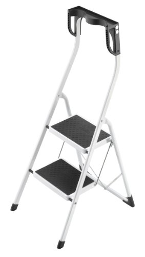 Hailo Safety Plus 150 kg Capacity Deluxe Steps  (2 Steps)