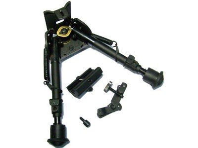 Dboys Harris Style Bipod with Rail Adaptor Airsoft Gun Accessory