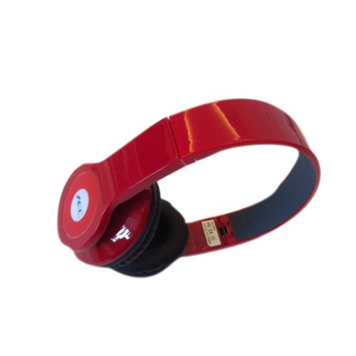 Iwoo Wireless Bluetooth 2.1+ Edr Version Headphone For Iphone/Ipad , Samsung S3/S4 Note2,Etc Multi-Color (Red)