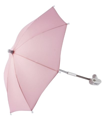 Tippitoes Stroller Umbrella (Pink)